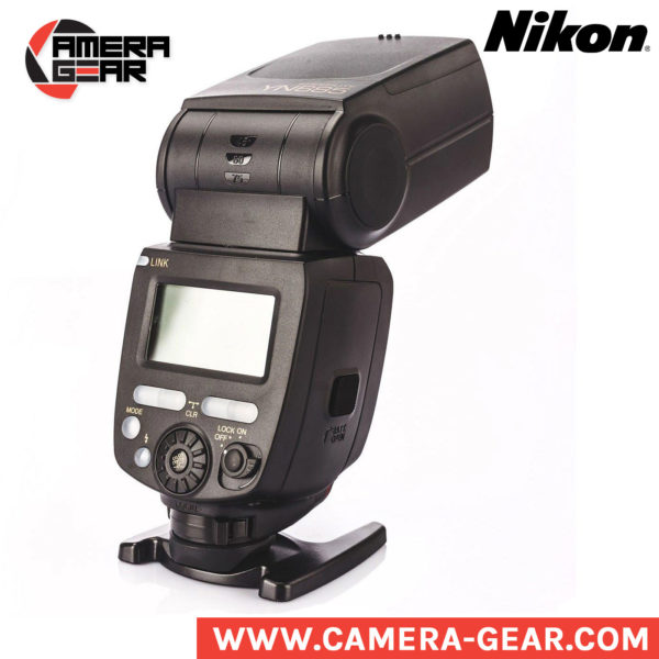 Yongnuo YN685 flash speedlite for Nikon. TTL, HSS flash speedlite with built in wireless trigger