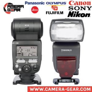 Yongnuo YN660 manual flash speedlite with rf-603 trigger built-in