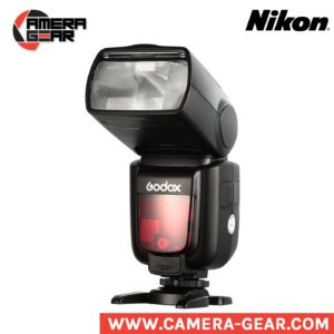Godox TT685N flash speedlite for Nikon. TTL and hss flash with built-in wireless receiver