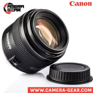 Yongnuo YN85mm f/1.8 lens for Canon dslr camera. prime lens for canon