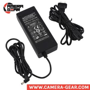 Yongnuo AC Adapter for YN900 LED Light provides constant power supply for Yongnuo YN900 LED camera light. Use this AC adapter when shooting long continuous sessions and don't worry about battery capacity