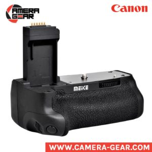 Meike MK-760D Battery Grip for Canon EOS 750D and Canon 760D. Canon BG-E18 replacement battery grip