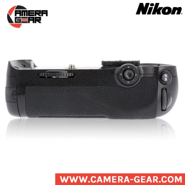 Meike Vertical Multi-power Cámara Battery Grip Para Nikon D800 D800e D810 Mb-d12