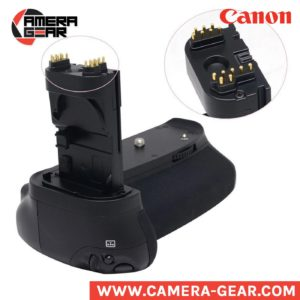 Meike MK-70D Battery Grip for Canon EOS 70D and 80d. great bg-e14 replacement battery grip