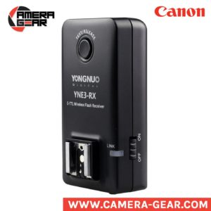 Yongnuo YNE3-RX wireless receiver for canon rt system