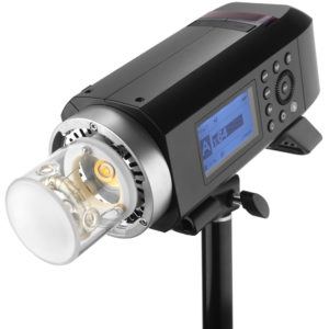 Godox AD400 Pro is the newest portable all-in-one strobe from Godox. It's basically a 400Ws version of the top model, AD600 Pro. The AD400 Pro essentially offers the same features as the AD600 Pro, but with a little less power