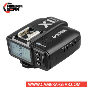 Godox X1T-O is a dedicated transmitter for the Godox's long awaited 2.4GHz TTL radio flash system, now accompanied by the TT685O and V860II-O TTL speedlite flashes for Olympus and Panasonic