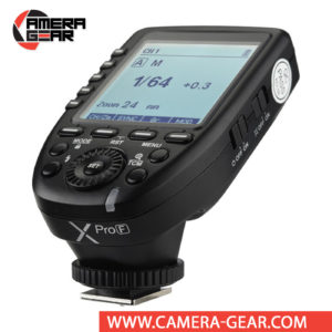 Godox XPro-F TTL Wireless Flash Trigger for Fujifilm Cameras is the ultimate flash trigger for the Godox's 2.4GHz TTL radio flash system, now accompanied by the V1F, TT685F and V860II-F TTL speedlite flashes