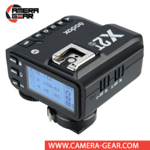 Godox X2T-S TTL Wireless Flash Trigger for Sony is an upgraded version of Godox X1T-S transmitter with an improved user interface with a larger display and 5 dedicated group setting buttons