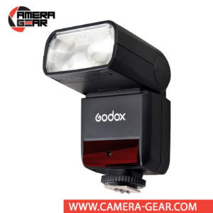 Godox TT350N is an excellent compact size flash unit for Nikon DSLR and Mirrorless cameras that provides TTL, HSS and full 2.4GHz Godox X System radio Master and Slave modes built inside