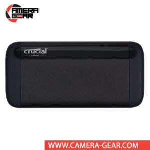 Crucial 500GB X8 Portable SSD USB 3.2 Gen 2 Type-C features a unibody core of anodized aluminum, which not only look and feel great, but also can dissipate heat efficiently for maximum performance. Crucial X8 Portable SSD is one of the fastest on the market.It can reach up to 1050 MB/s read speeds.