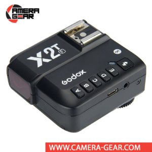 Godox X2T-F TTL Wireless Flash Trigger for Fujifilm is an upgraded version of Godox X1T-F transmitter with an improved user interface with a larger display and 5 dedicated group setting buttons on the top left of the device making it much easier and quicker to use.