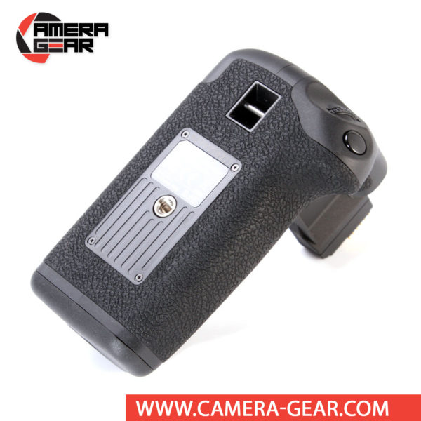 Battery Grip for Canon 750D and 760D, Meike MK-760D Pro offers both extended battery life and a more comfortable grip when shooting in the vertical orientation. The grip accepts two LP-E17 batteries to effectively double the battery life for long shooting sessions. Wireless remote control included