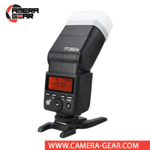 Godox TT350O is an excellent compact size flash unit for Panasonic and Olympus cameras that provides TTL, HSS and full 2.4GHz Godox X System radio Master and Slave modes built inside. It is a perfect on-camera flash for any camera system and especially mirrorless systems