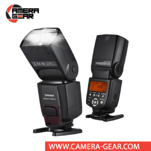 Yongnuo YN565EX III Flash for Nikon is the newest iteration in the very popular line of Yongnuo flashes for Nikon cameras. YN565EX III is an upgrade from the original YN565EX which was great, powerful, reliable and affordable speedlite