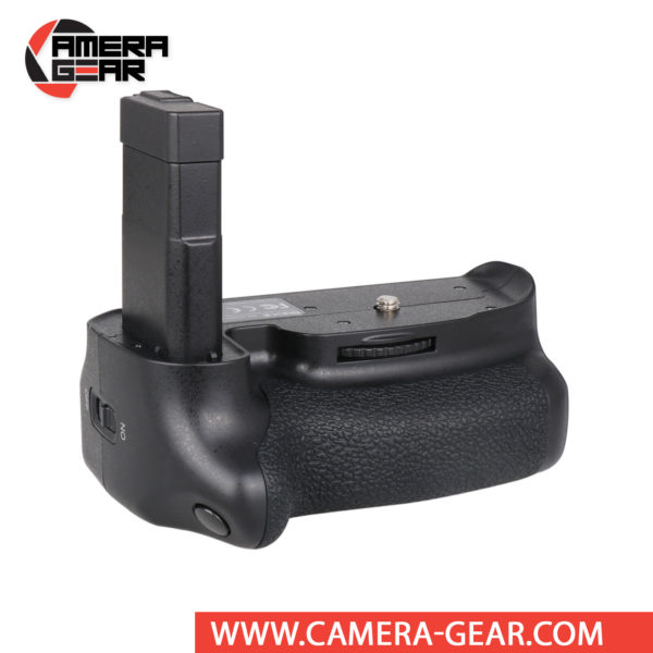 Battery Grip for Nikon D5500 and D5600, Meike MK-D5500 Pro is a must have for Nikon D5500 and D5600 enthusiasts. This battery grip from Meike gives you extended shooting time plus increased comfort and balance as you snap photos. It attaches to the bottom of your D5500 or D5600, providing a convenient grip when holding the camera in the vertical position.
