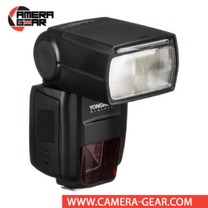 Yongnuo YN680EX-RT Lithium Wireless High-Speed TTL Speedlite utilizes a rechargeable lithium-ion battery pack, to provide a super quick recharge time of just 1.5 seconds at full power. The flash is Canon RT compatible and features TTL, HSS and high guide number of 60m
