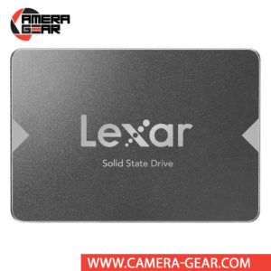 "Lexar 128GB NS100 SATA III 2.5"" Internal SSD is one of the most affordable SSDs on the market and is a great choice for your laptop or desktop computer if you upgrade from a traditional Hard Disk Drive"