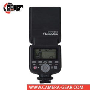 Yongnuo YN320EX S TTL Flash is an excellent compact size flash unit that provides TTL, HSS and has a radio receiver built-in. It is a perfect on-camera flash for any camera system and especially mirrorless system, thanks to its compact size