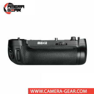 Battery Grip for Nikon D750 Meike MK-DR750 is a must have for Nikon D750 enthusiasts. This battery grip from Meike gives you extended shooting time plus increased comfort and balance as you snap photos. It attaches to the bottom of your D750, providing a convenient grip when holding the camera in the vertical position. It offers a shutter release button, front and rear command dials, and a joystick control for setting focus points