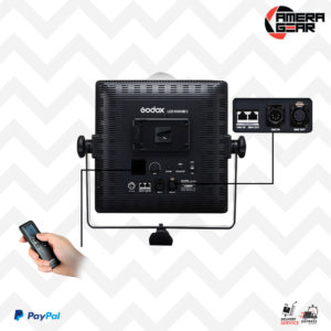 Godox LED1000D II and LED1000Bi II are the most powerful LED panels which feature 1024 LED bulbs, DMX control and provide smooth and soft light that is well-suited for video use