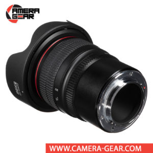 Meike 8mm f/3.5 Fisheye Lens for Fuji X Mount Cameras provides a surreal field of view with strong distortion and curved horizons to yield a unique effect. The optical properties of this lens are good enough to capture the world from a different angle.