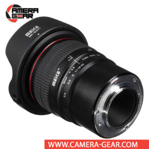 Meike 8mm f/3.5 Fisheye Lens for Micro Four Thirds Cameras provides a surreal field of view with strong distortion and curved horizons to yield a unique effect. The optical properties of this lens are good enough to capture the world from a different angle.