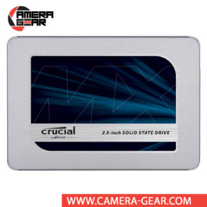 "Crucial 1TB MX500 2.5"" Internal SATA SSD impresses with its combination of great performance for a SATA drive and an affordable price. MX500 is a great choice for your laptop or desktop computer if you upgrade from a traditional Hard Disk Drive."