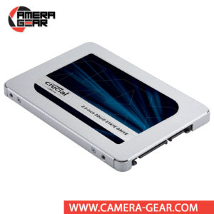 "Crucial 500GB MX500 2.5"" Internal SATA SSD impresses with its combination of great performance for a SATA drive and an affordable price. MX500 is a great choice for your laptop or desktop computer if you upgrade from a traditional Hard Disk Drive."